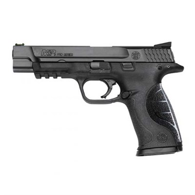 Click here to buy M & P9 5in 9mm Matte Black 17+1rd by Smith & Wesson.