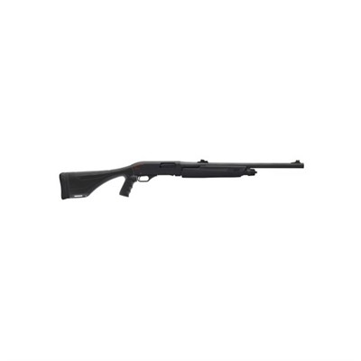 Click here to buy Sxp Extreme Deer 22in 12 Ga Blue Black Synthetic Truglo Fo 4+1rd by Winchester.