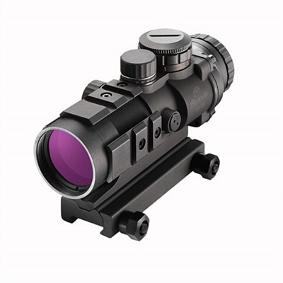 Click here to buy Ar-332 3x Red Dot Sight w/Fastfire Ii by Burris.