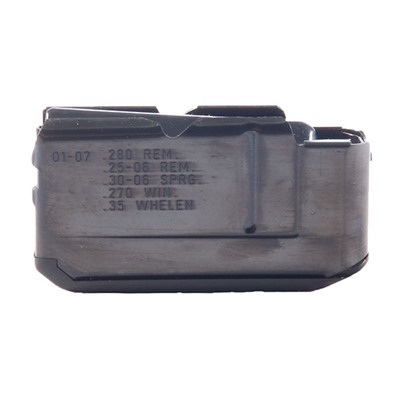 Click here to buy Remington 7400 4rd Magazine 30-06 Springfield by Remington.