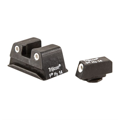 Click here to buy Walther Pps/Ppx Night Sight Set by Trijicon.