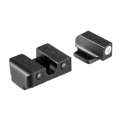 Click here to buy Kahr Tritium Night Sight Sets by Truglo.