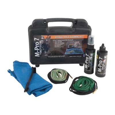 M-Pro 7 Tactical Rifle Cleaning Kit by Bushnell