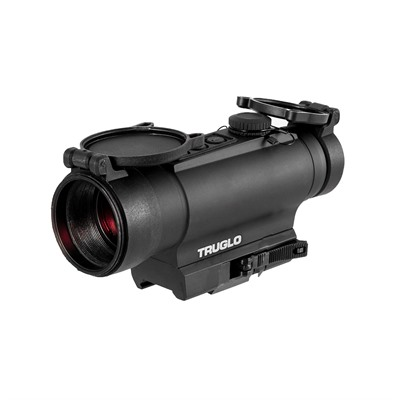 Tru-Tec 30mm Red Dot Sight w/Integrated Laser by Truglo