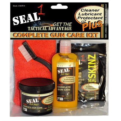 Tactical Gun Care Kit by Seal 1