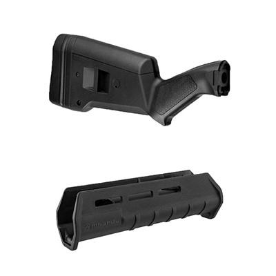 Click here to buy Remington 870 Sga Buttstock & M-Lok Forend Sets by Magpul.
