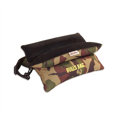 Bench Camo Poly Bag w/Carry Strap 15 & Quot; by Bulls Bag