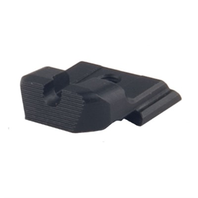 S & w/ Shield U-Notch Rear Sight by 10-8 Performance LLC