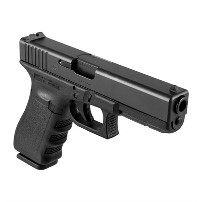 G17 4.49in 9mm Gas Nitride 17+1rd by Glock