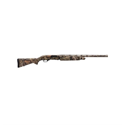 Super X Pump 24in 20 Gauge Mossy Oak Break-Up 4+1rd by Winchester