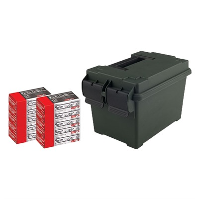 Click here to buy Pistol Ammo Cans by Aguila.