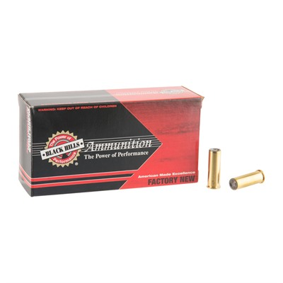 38 Special 148gr Hbwc-Match Ammo by Black Hills Ammunition