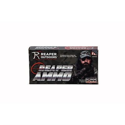 223 Remington 55gr ControlLED Chaos Ammo by Reaper Ammunition LLC