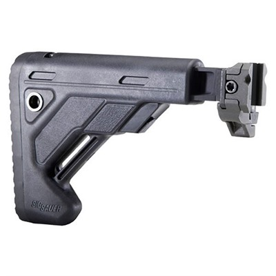 Mpx/Mcx Folding Telescoping Stock 1913 Interface by Sig Sauer