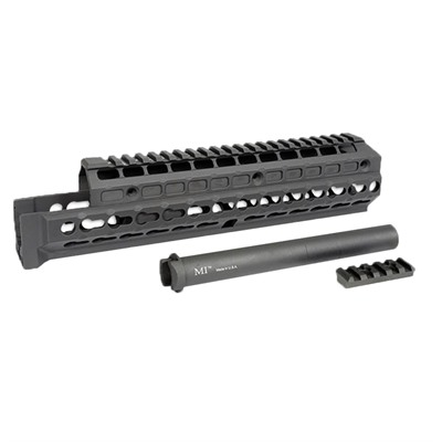 Click here to buy AK-47 Akxg2 Extended Universal Keymod Handguards by Midwest Industries, Inc..