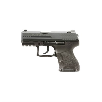Click here to buy P30sk (V1) 3.27in 9mm Blue Black Polymer Fixed 10+1rd by Heckler & Koch.