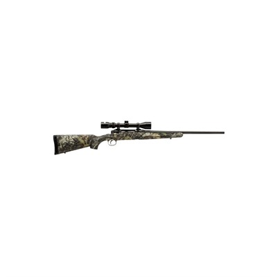 Axis Xp 22in 7mm-08 Remington Matte Black Camo 4+1rd by Savage Arms
