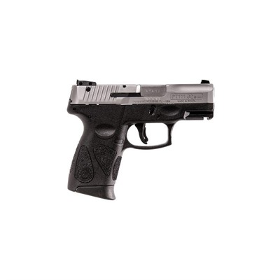 Pt-111 Millennium Pro G2 3.2in 9mm Stainless 12+1rd by Taurus