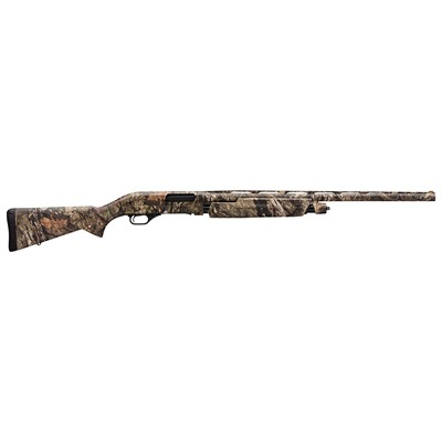 Super X Pump 28in 20 Gauge Mossy Oak Break-Up 4+1rd by Winchester