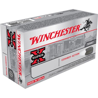 Cowboy Ammo 44 Special 240gr Lead Rn by Winchester