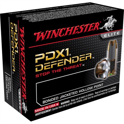Pdx1 Defender Ammo 380 Auto 95gr Hp by Winchester