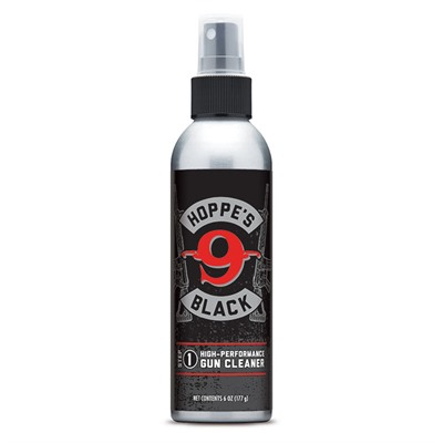 Click here to buy Black Gun Cleaner by Hoppes.