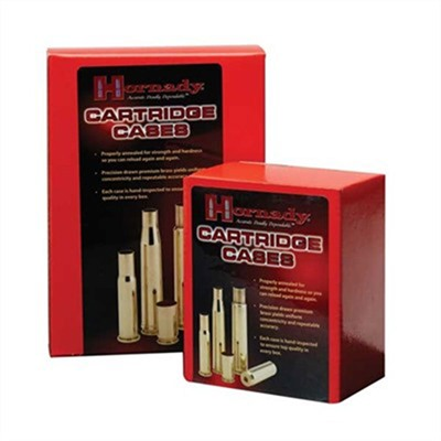 375 Ruger Brass Case by Hornady
