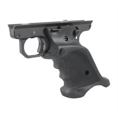 Click here to buy Ruger Mkii/Mkiii Target Frame with Grip by Volquartsen.