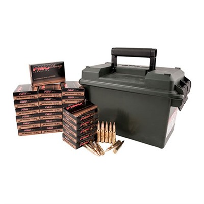 Click here to buy Bronze Ammo 40 S & w/ 165gr FMJ Ammo Can by Pmc Ammunition, Inc..