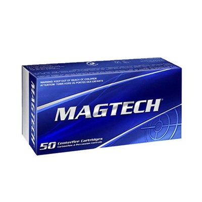 Sport Shooting Ammo 9mm Luger 115gr FMJ by Magtech Ammunition