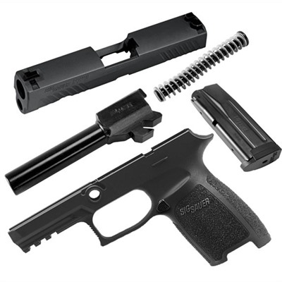 Click here to buy Caliber X-Change Kit Sig Sauer P320 Compact by Sig Sauer.