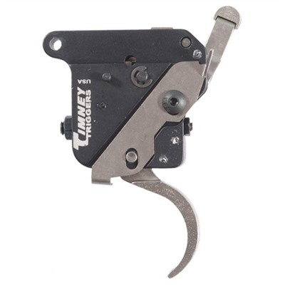Remington 700 Trigger w/Safety Curved Shoe by Timney
