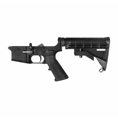 AR-15 M4 Complete Lower Receiver 5.56mm by Colt