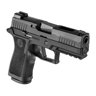 P320 X-Carry 9mm 3.9 & Quot; 17+1 Black by Sig Sauer