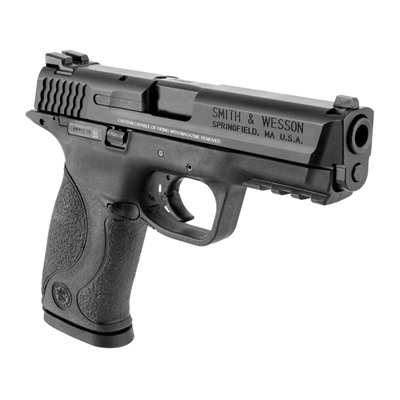 M & P Handgun 9mm 17+1 Full Size No Safety by Smith & Wesson