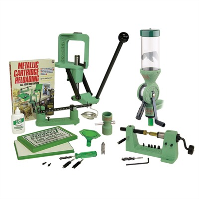 Click here to buy Big Boss Pro-Pak Deluxe Reloading Kit by Redding.