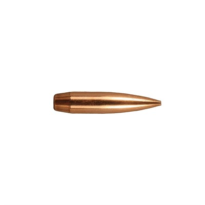 Match Target 22 Caliber (.224 & Quot;) 80.5gr Boat Tail Bullets by Berger Bullets
