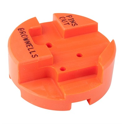 AR-15 Front Sight Bench Block by Brownells