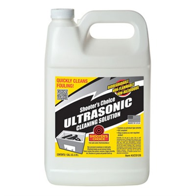 Ultrasonic Cleaning Solution by Shooters Choice