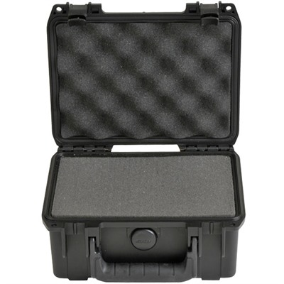Single Pistol Case with Cubed Foam by Skb Gun Case