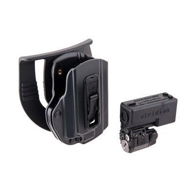 Click here to buy C5l Green Laser/Light + Holster by Viridian.