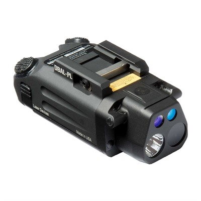 Click here to buy Dbal-Pl Dual Beam Aiming Laser Pistol Light by Steiner Optics.