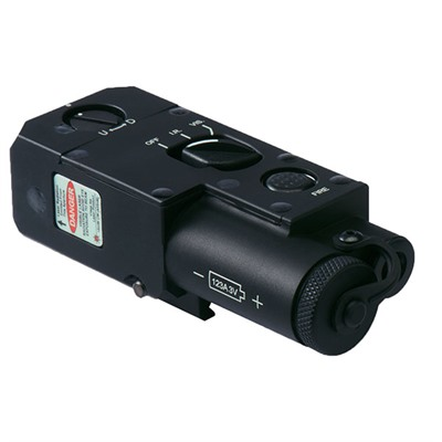 Click here to buy Cqbl-1 Close Quarters Visible/Ir Battle Laser by Steiner Optics.