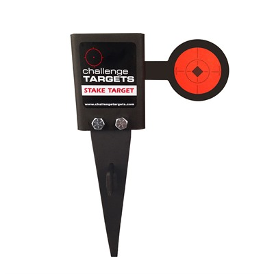 Rimfire Ground Flipper Stake Target by Challenge Targets