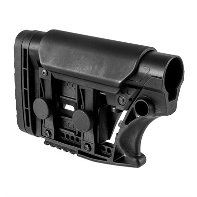 AR-15 Stock Assembly Collapsible Carbine Length by Luth-ar LLC