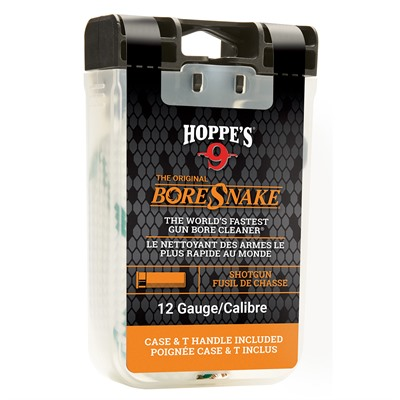 Shotgun Bore Snake with Den by Hoppes