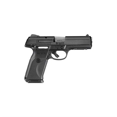 Click here to buy Sr45 4.5in 45 Acp Nitride 10+1rd by Ruger.