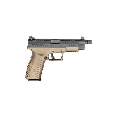 Xd(M) 5.28in 9mm Black 19+1rd by Springfield Armory