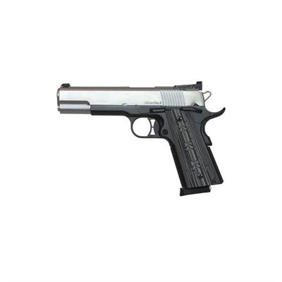 Dan Wesson Silverback 5in 45 Acp Stainless 8+1rd by Dan Wesson