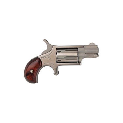 Click here to buy Mini-Revolver 1.125in 22 Lr Stainless 5rd by North American Arms.